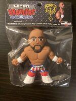 Scorpio Spy - Pro Wrestling Crate - Micro Brawlers - Sold Out Figure - AEW