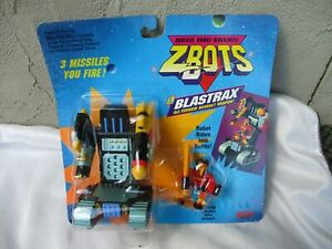 Vintage Galoob Zbots Blastrax
