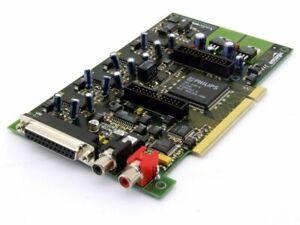 Emagic AW8 12/O8 Audiowerk8 Philips Multimedia Digital Recording PCI Card