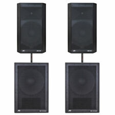 DJ & PA Equipment with Speakers