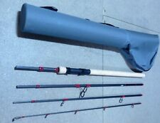 TRAVEL LURE ROD 8' /2.4m Action 40-80g Closed 67cm High Carbon EX DISPLAY MINT