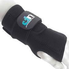Ultimate Performance Black Neoprene Carpal Tunnel Wrist Brace Support New