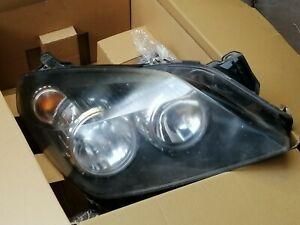 Holden Astra pair of headlights