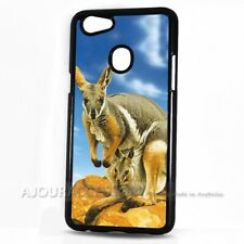 ( For Oppo A73 ) Back Case Cover AJH11732 Kangeroo
