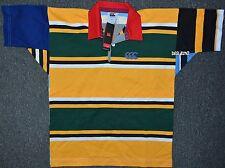 e711635 Canterbury of New Zealand Kids Uglies ourlet à revers stade Pantalon Noir