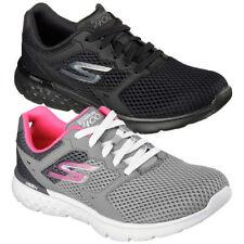 Zapatillas deportivas de mujer de color principal negro sintético