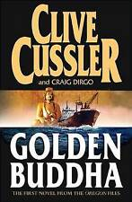 The Golden Buddha (The Oregon Files) By Clive Cussler Craig Dirgo