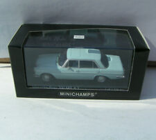 Mercedes-Benz S-Klasse 300 SEL 6.3 - W 109 light blue - Minichamps 1:43!
