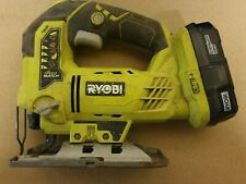 Ryobi R18JS ONE+ Jigsaw with LED 18 V includes 1 Battery