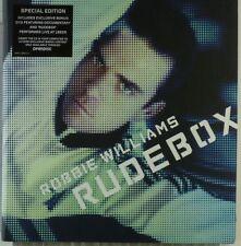 CD - Robbie Williams - Rudebox - A5172 - mit DVD
