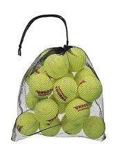Tourna Mesh Carry Bag of 18 Tennis Balls Free Shipping