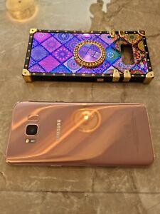 Samsung Galaxy S8 SM-G950 - 64GB - Rose Pink (Ohne Simlock) Smartphone