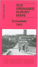 OLD ORDNANCE SURVEY MAP EAST BIERLEY 1905 TOFTSHAW TONG CEMETERY CROSS PIT