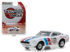 1970 DATSUN 240Z #301 RALLY 2015 MEXICO 1/64 DIECAST MODEL BY GREENLIGHT 47010 B