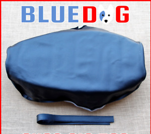 Yamaha DT250 DT400 MX 1977 78 79 Seat Cover & Strap  620mm **Aust Stock** YP139