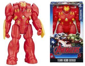Marvel Avengers Titan Hero Series Hulkbuster Ages 4+ Toy Doll Iron Man Ironman