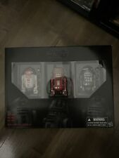 Star Wars Toys-R-Us Exclusive Black Series DROID 3 Pack R2-A3/R5-K6/R2-F2 SEALED