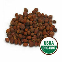 Organic Hawthorn Berries Whole 1 Lb