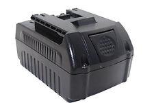 BAT609 BAT618 Battery for Bosch 2 607 336 091 HTH181-01 CCS180 37618 5.0Ah 18V