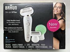 Braun Silk epil 9 flex Shaver & Trimmer