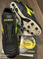 Diadora Brasil PST UK 10.5 US 11 EU 45 Football Boots soccer cleats rare