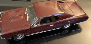 Ertl American Muscle 1966 Pontiac GTO 1:18 Scale Diecast Model '66 Car