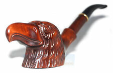 * Eagle's Beak * HAND CARVED Handmade Tobacco Smoking Pipe/Pipes for 9 mm filter