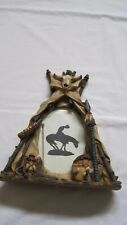 Native American Indian Picture Frame