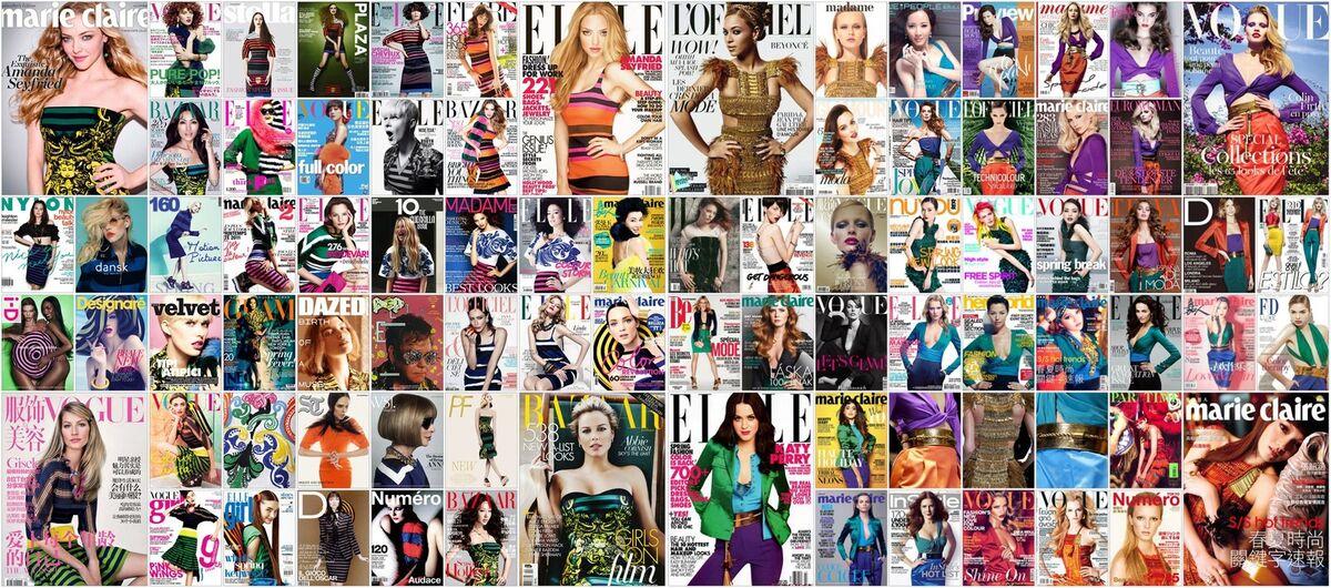 magazines-models-fashion