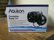 New! Aqueon Circulation Pump 700  for Aquariums 30-55 Gallons