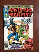 Power Man And Iron Fist #61 (1980) FN/VF Marvel Key Issue Bronze Age Comic Book