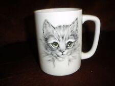 VINTAGE OTAGIRI GIBSON CAT MUG