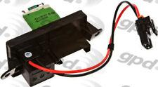 HVAC Blower Motor Resistor fits 2003-2007 GMC Yukon XL 1500,Yukon XL 2500 Sierra