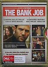 The Bank Job - Thriller / True Story - Steel Slip Case - NEW DVD