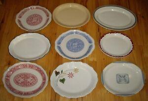 Vintage Syracuse China RESTAURANT Platter ~ U-PICK ~