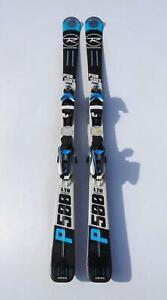 ROSSIGNOL Pursuit 500 CA LTD Ski Länge 163cm (1,63m) inkl. Bindung! #383