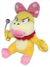 1x Brand New Little Buddy 1346 Super Mario Bros Wendy Koopa Stuffed Plush Doll