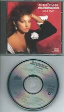 GLORIA ESTEFAN AND MIAMI SOUND MACHINE Let It Loose 1987 US CD ALBUM