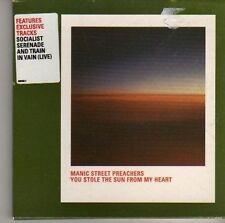 (CV33) Manic Street Preachers, You Stole The Sun From My Heart - 1999 CD
