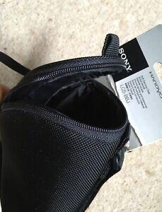 SONY LCS-BBJ BLACKSoft Carry Case for Handycam Camcorders Original