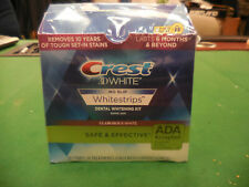Crest 3D Whitestrips Dental Whitening Glamorous White