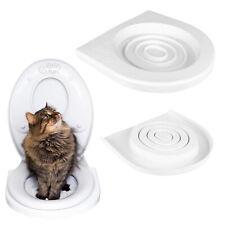 Sedile WC per gatti Sistema di allenamento per toilette Lettiera per toilette