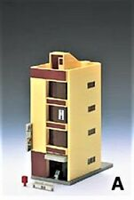 New In Box N GaugeTomix 4042 Small Size Office Building Assembled Structure Kit
