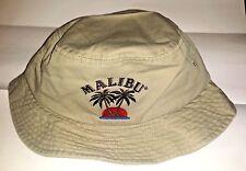 MALIBU RUM Bucket Hat cap, embroidered BRAND NEW!!!!!  1SFA, I Gear