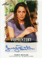 2012 Leaf Pop Century Autograph Card Yancy Butler