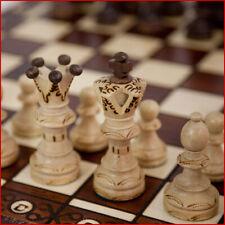 Albatros EL GRANDE 54x54cm Holz Schachspiel mit Figuren