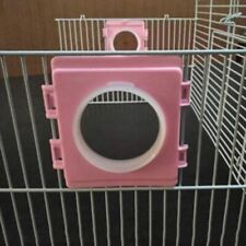 Small Hamster Cage External Pipe Mouth Baffle Toy Cage Tunnel Port Outside Plate