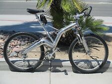 "RARE 1995 20"" CROSSTRAC MOUNTAIN BIKE MADE IN USA ORIG OVER $3000! RIDES EXCLNT"