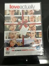 Love Actually (DVD, 2004) New And Sealed