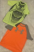 Under Armour T-Shirt Lot Of 2 Boys Size YLG